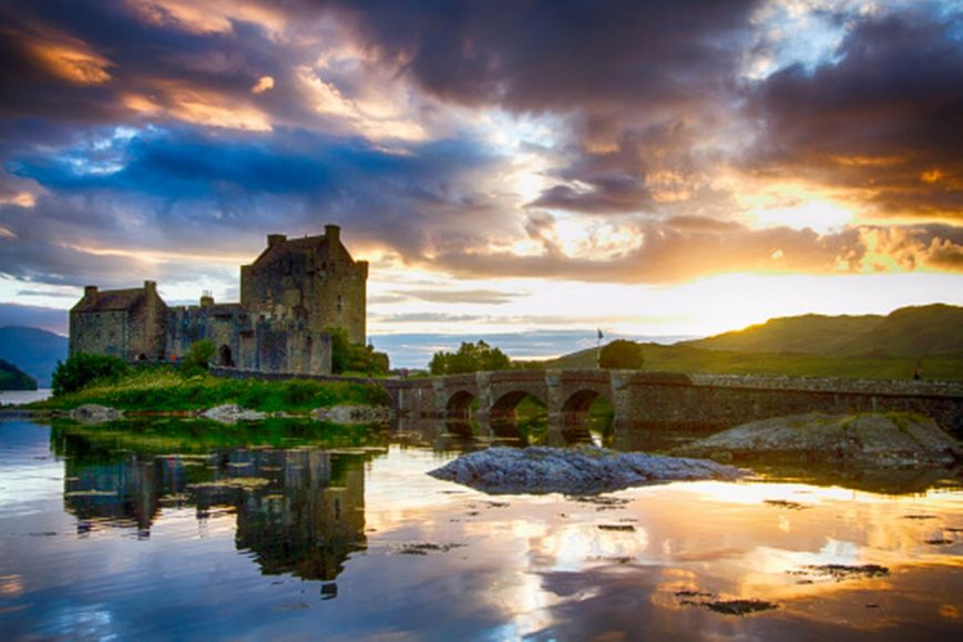 EileanDonanCastle_scenic_ScotlandNow