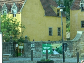 Culross, Fife (Crainsmuir of Outlander)