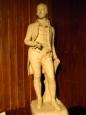 statue of Burns, Writers' Museum, Edinburgh