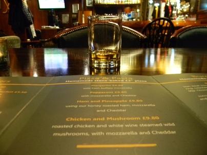 Balavil Hotel restaurant, Newtonmore, Cairngorms