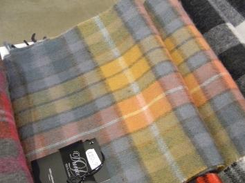 scarf in shop at St. Enoch mall, Glasgow