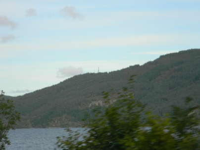 Loch Ness. Image by C. L. Tangenberg