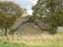 Culloden monument. Image by C. L. Tangenberg