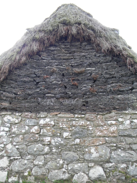 Culloden monument cottage. Image by C. L. Tangenberg