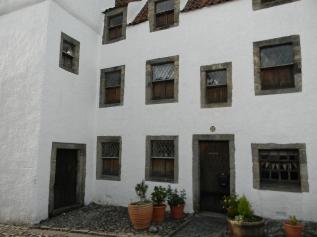 Geillis Duncan's house