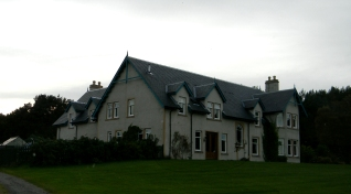 Daviot Lodge, Daviot, Inverness-shire