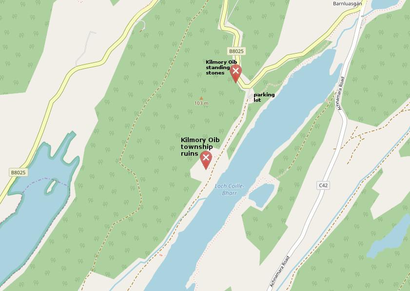 Map-Kilmory-Oib-township-ruins-Openstreetmap-edits-labels-2018-11-03